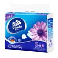 [当当自营] 维达 纸巾 抽纸 超韧系列抽取式面巾纸S 130抽*6包 -V2239