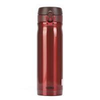 [当当自营]THERMOS膳魔师 500ml红色真空断热不锈钢保温杯/保冷杯 JMY-500-CSS