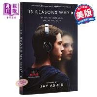 汉娜的遗言 电视剧版小说 英文原版 13 Reasons Why(TV-Tie-In) 十三个理由 十三个原因
