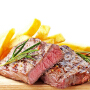 【恒都】牛排家庭10片装 含黑胡椒菲力西冷肉眼套餐 超值套餐