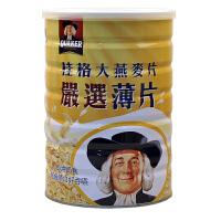 [当当自营] 桂格 即冲即食严选薄片大燕麦片800g