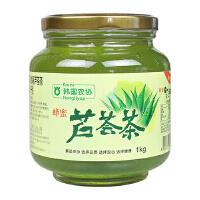 [当当自营] 韩国进口 农协 蜂蜜芦荟茶1kg