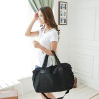 吉野2017新款韩版女包包帆布包休闲大包包手提包潮流女士单肩包斜挎包大容量旅行包妈咪包053A3