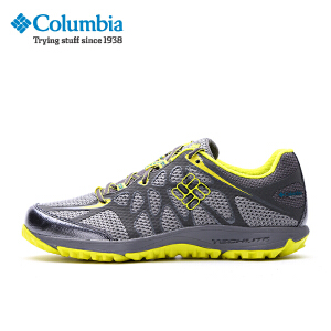 【领卷满400减100】Columbia/哥伦比亚 男款TITANIUM系列轻便透气徒步鞋BM3999