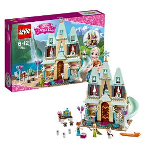 [当当自营]LEGO 乐高 迪士尼系列 艾伦戴尔城堡庆典 积木拼插儿童益智玩具 41068