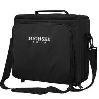 单间斜跨投影仪包商务办公投影机收纳携带包休闲背包