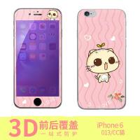 iphone6 CC猫手机保护壳/彩绘保护壳/钢化膜/前钢化膜