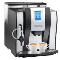 【当当自营】  美宜侬 ME-711 咖啡机 意式全自动咖啡机家用/商用/办公触屏式现磨豆自动奶泡