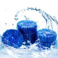 10只装 魅洁蓝泡泡洁厕宝马桶自动清洁剂