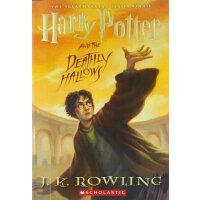 英文原版 哈利波特与死亡圣器 Harry Potter and the Deathly Hallows ISBN:9780545139700