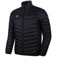 KELME卡尔美秋冬足球运动羽绒服男款 轻薄保暖短款外套K15P021