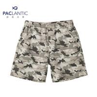 派克兰帝品牌童装  夏装男童针织运动短裤 男童短裤
