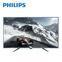 飞利浦(PHILIPS)49PUF6701/T3 49英寸4K安卓5.1智能液晶平板电视机 黑色 官方标配