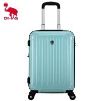 Oiwas爱华仕 拉杆硬箱24寸女格纹元素万向轮行李箱20寸6158
