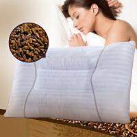 富安娜家纺床上用品枕芯枕头决明子填充成人枕芯 决明子安睡枕