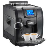 【当当自营】  美宜侬 ME-712 咖啡机 意式全自动咖啡机家用/商用/办公自动打奶泡双锅炉