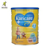 当当海外购 Karicare可瑞康 婴儿奶粉3段 普通装 900克
