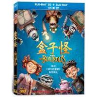 正版电影 3d电影蓝光碟盒子怪3D高清电影光碟蓝光电影dvd