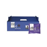韩国进口山野 M&F 四季混合搭配坚果蔓越莓版 25克/袋 30袋礼盒装
