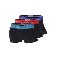 CALVIN KLEIN/卡尔文・克莱因 CK男士三条装平角内裤S1504NYCKM02 支持礼品卡支付