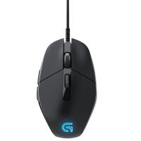 罗技G302 有线游戏鼠标电竞LOL英雄联盟