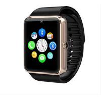 歌迈蓝牙手表插卡GT08男女儿童智能手表安卓蓝牙手环通用可插卡通话