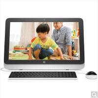 惠普(HP)22-3112cn 21.5英寸一体电脑(N3050 4GB 500GB 2G独显 蓝牙 键鼠 Win10)白色