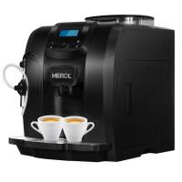 【当当自营】  美宜侬 ME-715 咖啡机 意式家用/商用/办公意式全自动咖啡机办公室自动磨豆打奶泡