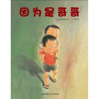 因为是哥哥 日本精选儿童成长绘本系列