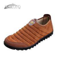 欣清新款上传透气登山鞋老北京布鞋帆布鞋男时尚低帮流行男鞋