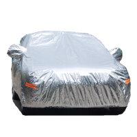 广汽 传祺 GA5 GA3 GS5 汽车车衣金属铝膜车衣 防晒车罩