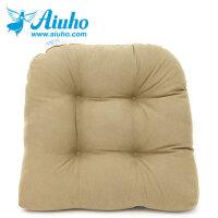 爱优活 加厚韩式时尚防水沙发垫布艺坐垫 纯色垫子座垫 冬季保暖飘窗坐垫