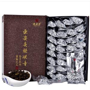 新茶 祺彤香铁观音 浓香型茶叶 壶安美3号安溪铁观音250g