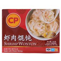 【春播】泰国正大CP虾肉馄饨12粒144g