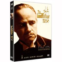 正版电影dvd碟教父正版电影DVD阿尔 帕西诺 盒装黑帮电影DVD光盘