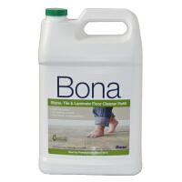 博纳BONA硬质大理石瓷砖地面保养清洁剂补充装1加仑补充装桶装 环保无残留