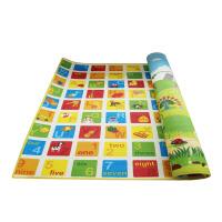 【当当自营】德国Hape 宝宝XPE爬行垫 高密度材质 加厚180*150*2cm儿童环保双面E8062