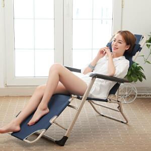 亚思特躺椅折叠午休折叠床单人午睡床办公室午休椅简易床行军床