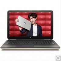 惠普(HP)Pavilion15畅游人15.6英寸笔记本电脑15-AU146TX  i5-7200U GT940 2G独显 金色 标配版 4G 500G WIN10