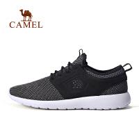 【领券满299-200】camel骆驼户外日常跑鞋 情侣款透气运动鞋跑步鞋男女