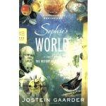 英文原版 苏菲的世界 Sophies World A Novel about the History of Philosophy