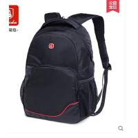 男生多功能电脑包商务休闲包 背包双肩包男士大容量收纳