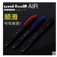 三菱uni-ball AIR 签字水性笔UBA-188/UBA-201 顺滑草图笔绘图笔