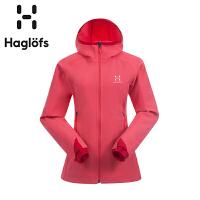 Haglofs火柴棍女款户外防风保暖多功能软壳602829