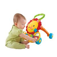 美国费雪玩具多功能狮子学步车套装多功能手推车学步车Y9854