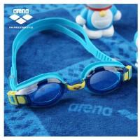 Arena阿瑞娜 新款儿童防水防雾泳镜 男女通用 正品防紫外线游泳镜