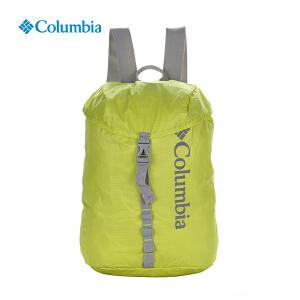 【领卷满400减100】Columbia哥伦比亚户外轻量舒适18L可收纳双肩背包LU0669