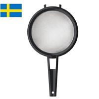 【当当海外购】瑞典进口Orthex瑟唯Sieve Mjol烘焙工具手持面粉糖粉网筛/笊篱