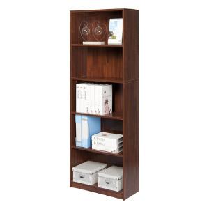 [当当自营]好事达 伊恩五层书柜1083 收纳储物柜子 书架  优品优质