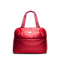 (可礼品卡支付)Delsey 法国大使新款单肩包 欧美手提包电脑包行李箱公文包